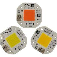 20W 30W 50W COB/DOB Driverless Solderless DIY 100V-260V LED Chip