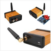Mini Bluetooth 4.2 Audio Receiver Stereo HiFi Box Adapter APTX 3.5mm/RCA Output