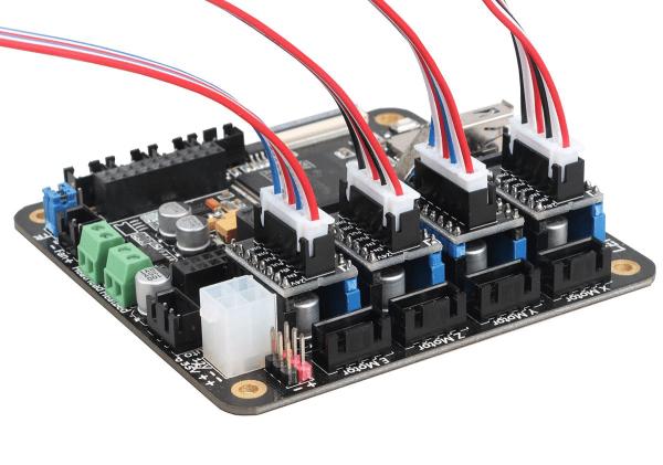 LERDGE External High Power Switching Module for Microstep Driver 3D Printer