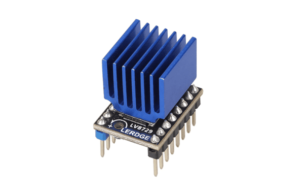 LERDGE LV8729 Stepper Motor Driver with 128 subdivisions Ultra Quiet Driver