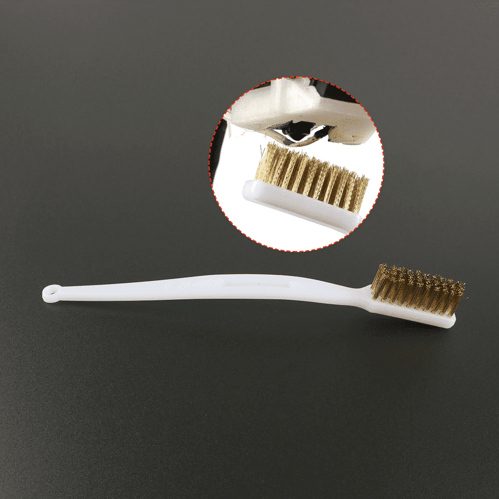 3D Printer Cleaner Tool Copper Wire Toothbrush Copper Brush