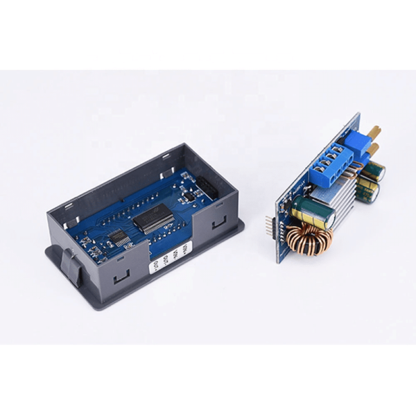 Adjustable Automatic Step UP/Down Boost Buck Voltage Regulator Power Module Constant Voltage Constant Current LCD Display