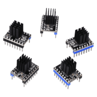 5PCS ST820 Stepping Motor Driver Stepstick ST820 Smallest 45V Microstepping Peak Current 2.5A RMS Current 1.5A For RAMPS VS TMC2100