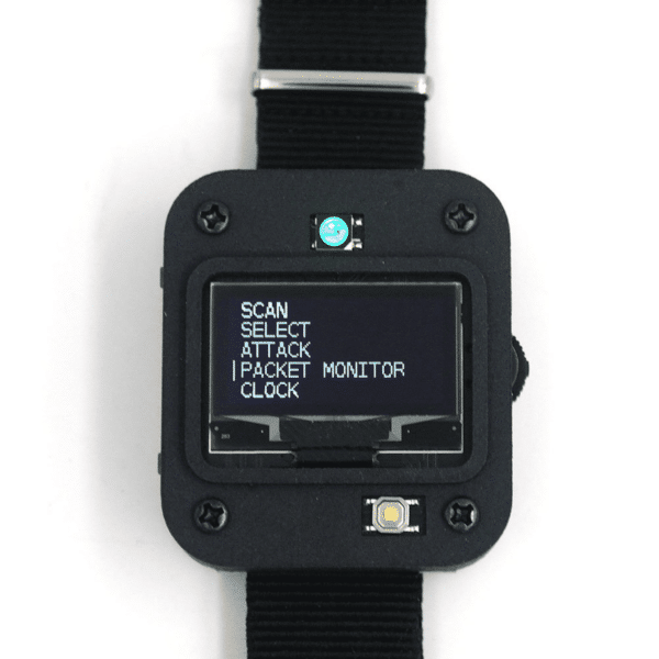 DSTIKE Deauther Watch V2