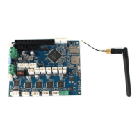 Duet 2 Wifi V1.04 Controller Board Duet 2 Wifi Advanced 32bit Motherboard External WiFi Antenna 3dbi