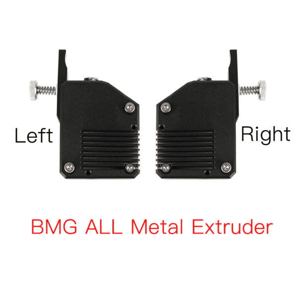 All Metal Extruder LEFT/RIGHT Cloned Extruder Dual Drive Extruder