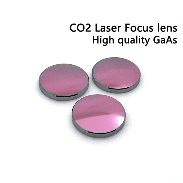 GaAs Focus Lens Dia 20mm FL 38.1 - 101.6mm