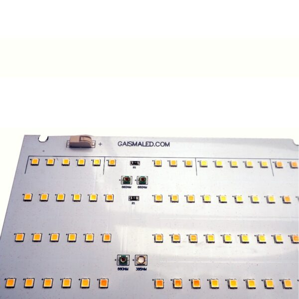 Gaisma Board GB272B.v2 LED grow Light board with Samsung LM301B - CreeXPE red 660nm - far red 730nm - LG UV