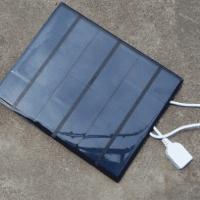 3.5w 6v Solar Panels Mini 2.0 USB Module System Kit Epoxy Cell Charger DIY