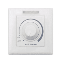 Constant Voltage Dimmer Rotate LED Dimmer Switch LED Dimmer 24V/12V