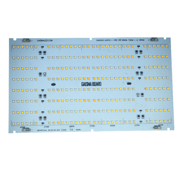 Gaisma Board GB272B.v2 LED grow Light board.